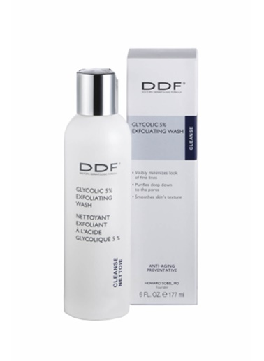 DDF  Glycolic Exfoliating Wash 5% 177 Ml Renksiz
